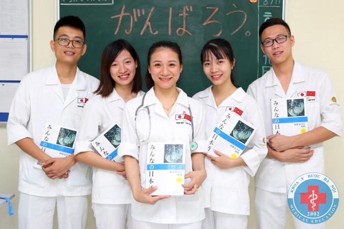 Học điều dưỡng có thể làm việc ở nước ngoài