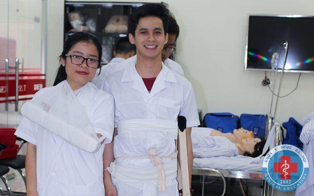 Đào tạo ngành điều dưỡng