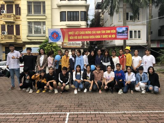 Sinh viên Khoa Y dược Hà Nội