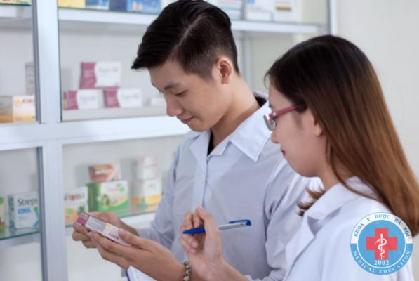 Thông tin tuyển sinh ngành dược
