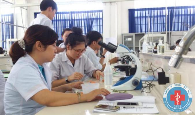 Học ngành dược