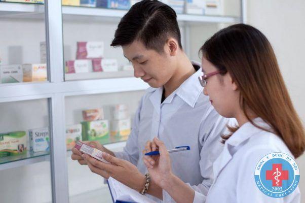 Học ngành dược để không lo thất nghiệp