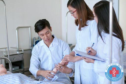 Học trung cấp ngành điều dưỡng
