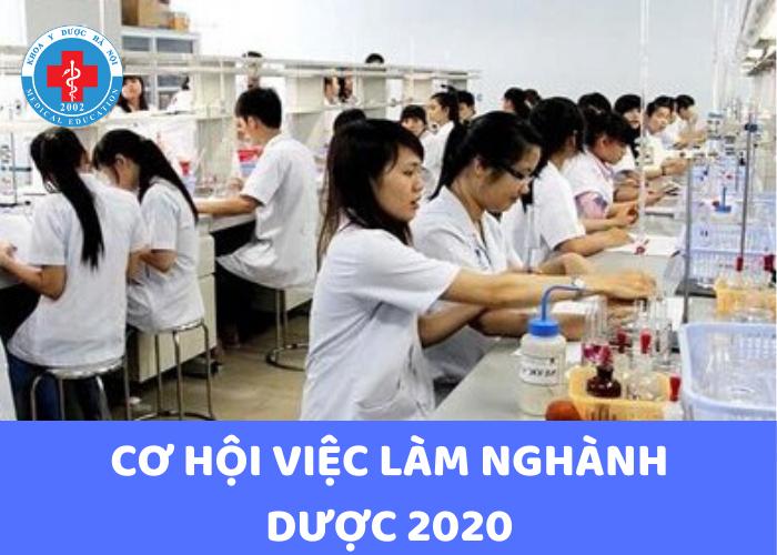 Sinh viên cao đẳng dược Hà Nội thực tập tại Khoa y dược