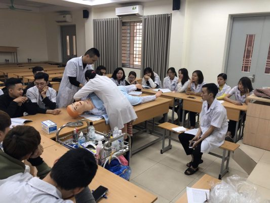 Học ngành điều dưỡng