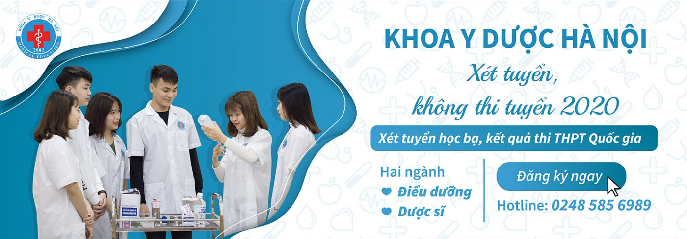 Tuyển sinh Khoa Y Dược Hà Nội