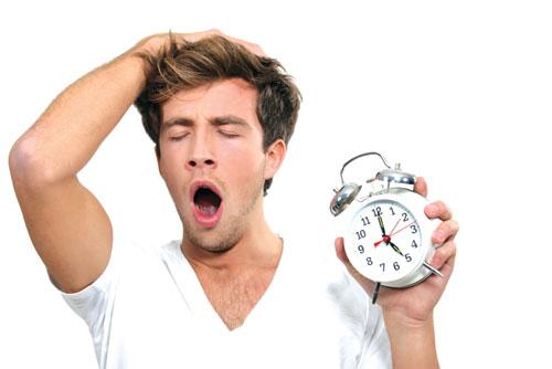 Bốn yếu tố làm mất ngủ ở nam giới