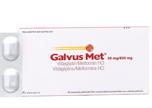dùng thuốc Galvus Met 50mg/850mg