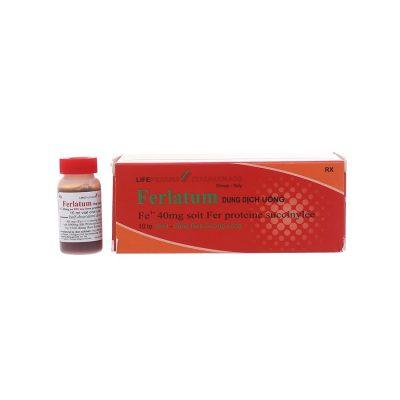 thuốc Ferlatum