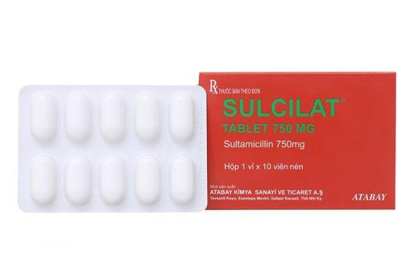thuốc Sultamicillin