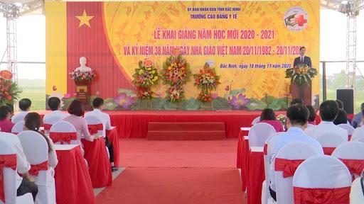 Trương Cao đẳng y tế Bắc Ninh