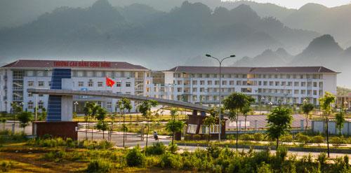 Trường Cao đẳng Cộng đồng Lai Châu