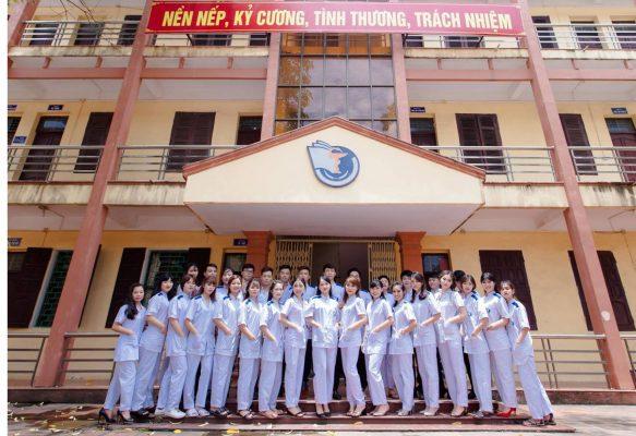 Sinh viên trường Cao đẳng Y tế Ninh Bình