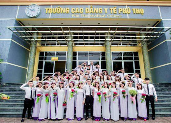 Kỉ yếu sinh viên trường Cao đẳng Y tế Phú Thọ