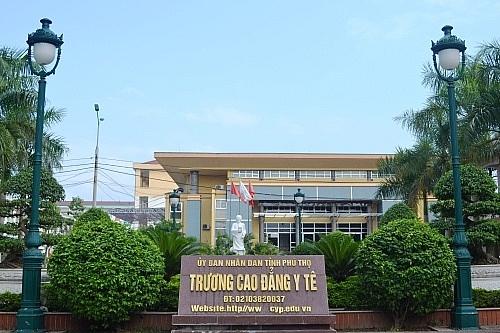 Trường Cao đẳng y Phú Thọ