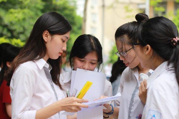 Điểm mới thí sinh cần lưu ý trước khi đăng ký thi Tốt nghiệp THPT