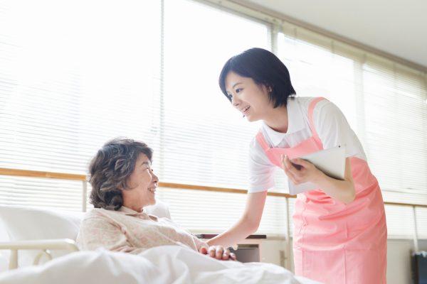 mức lương của điều dưỡng tại Nhật